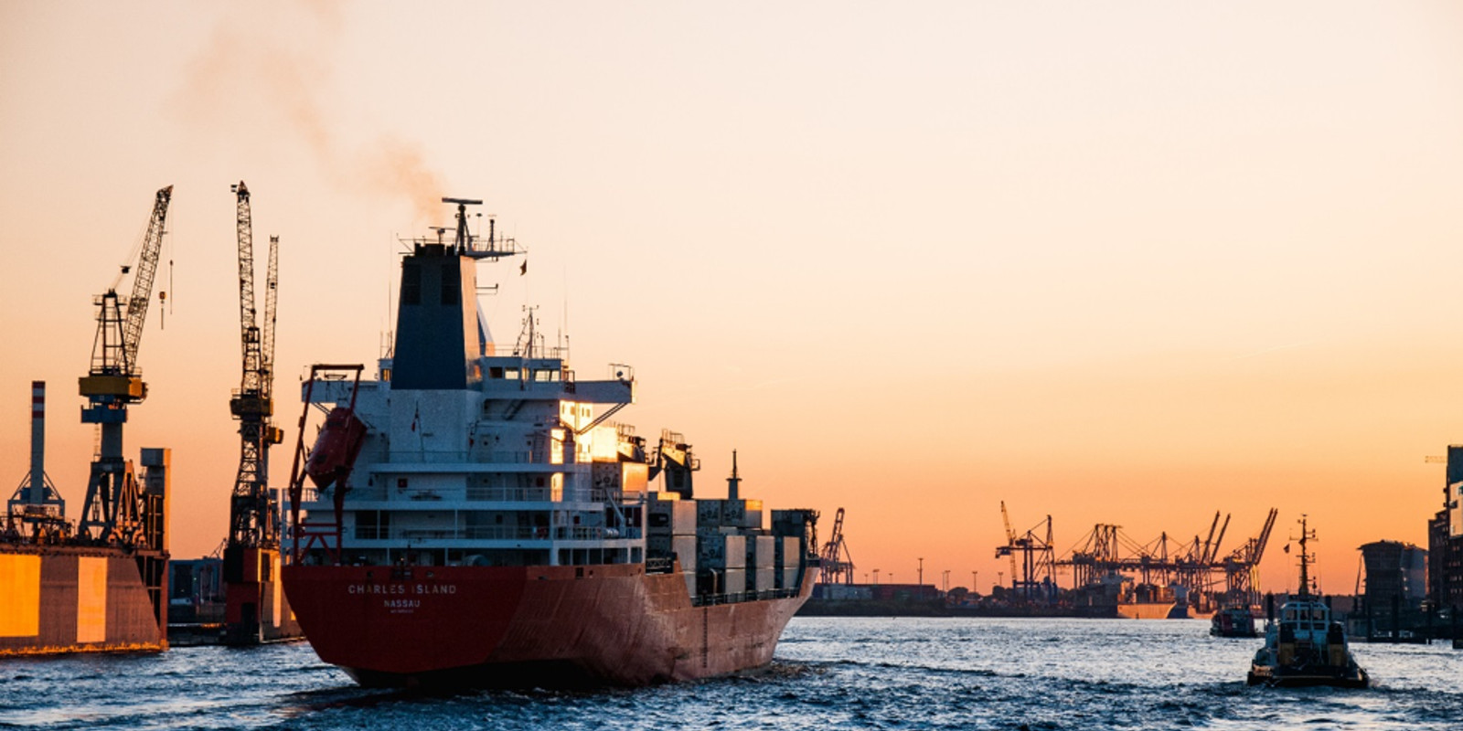 Analysing UK port and shipping operations using big data