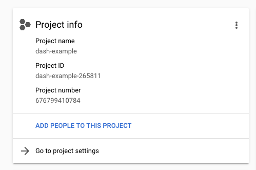 Add People to Project in GCP
